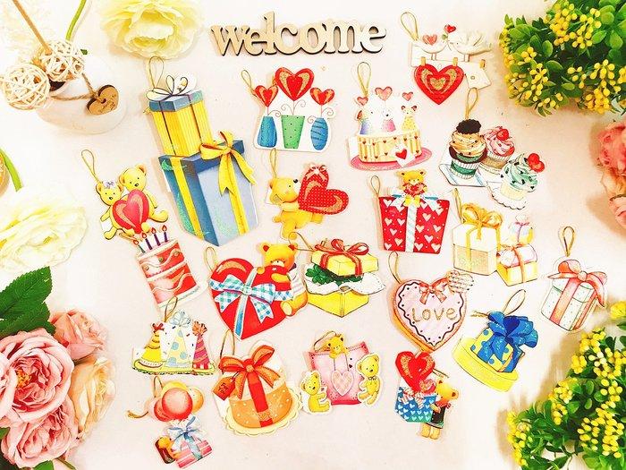 【華蕊】* 造型亮粉小卡片 * 生日卡片 情人節卡片 萬用卡片 大卡片裝飾