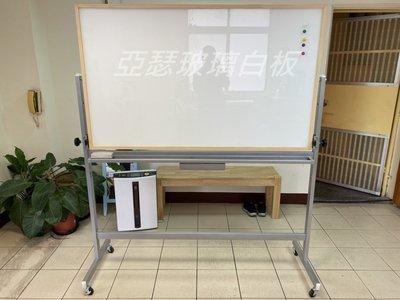 亞瑟玻璃白板 活動玻璃白板  防眩光玻璃白板 行事曆白板 客製化圖案 規畫 限地區送安裝配件 台北市
