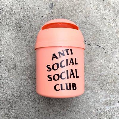 ☆LimeLight☆ 19SS Anti Social Social Club Trashed 垃圾桶