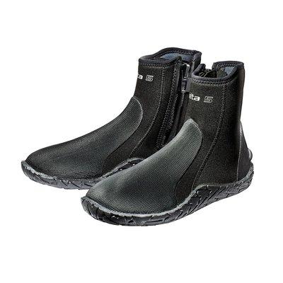 台灣潛水---SCUBAPRO DELTA  5MM 膠底套鞋
