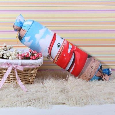 閃電麥坤 15款 迪士尼糖果枕 卡通抱枕 全棉靠枕~麥坤 汽車總動員  20~60CM
