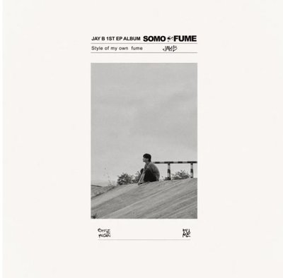 21-921-38-JAY B EP Album Vol. 1 - SOMO:FUME(韓國版CD)