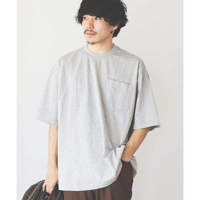 TSU日本代購Beams T HEAVYWEIGHT COLLECTIONS Pocket Tee 口袋 寬版 短T