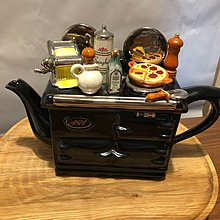 The Teapottery teapot Limited edition 173/4000
