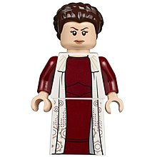 Lego Star Wars Princess Leia (Bespin Outfit) 人仔1隻 全新 (75222)