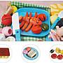 楞宅 ~  兒童 木製家家酒玩具海鮮大餐玩具組...