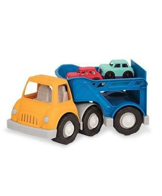 【紫貝殼】美國 B.Toys Wonder Wheels系列 高乘載運輸拖車