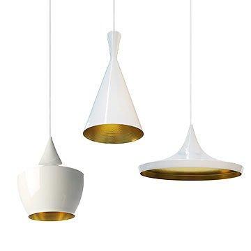 Luxury Life【正品】英國 Tom Dixon Beat White Light Series 白澤 吊燈