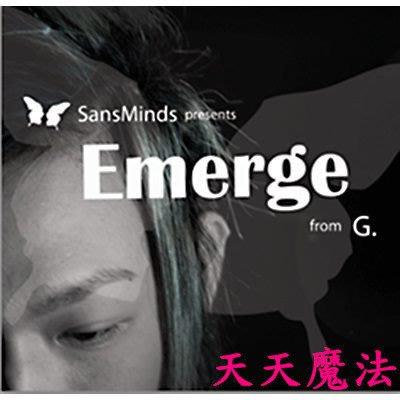 【天天魔法】【S027】正宗原廠道具~Emerge by G(奇跡)