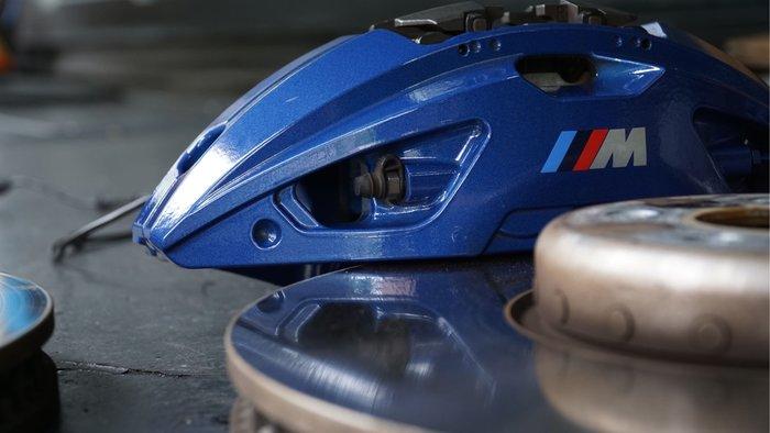 國豐動力 BMW G11 G12 G30 520I 520D 540IM版前374後348mm 四活塞煞車 限量一套 歡迎洽詢 正廠零件 美品 享有保固