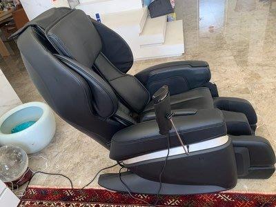按摩椅FUJIIRYOKI/富士JP2000按摩椅家用全身豪華日本進口智能太空艙按摩床