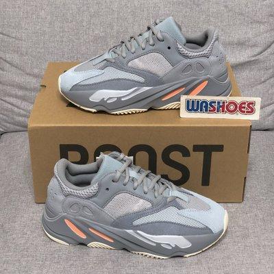 Washoes adidas Yeezy 700 Inertia 灰 水藍 EG7597 女鞋 23.5cm 老爹鞋