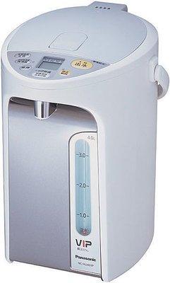 泰昀嚴選 Panasonic國際牌4L電熱水瓶 NC-HU401P 日本省能源大賞 線上刷卡免手續 全省宅配到府