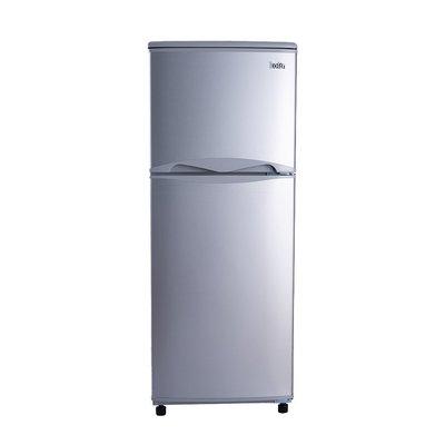 Kolin 歌林 《KR-213S03》 125公升 玻璃棚架 蔬果盒 美背式外觀 精緻雙門直冷式冰箱