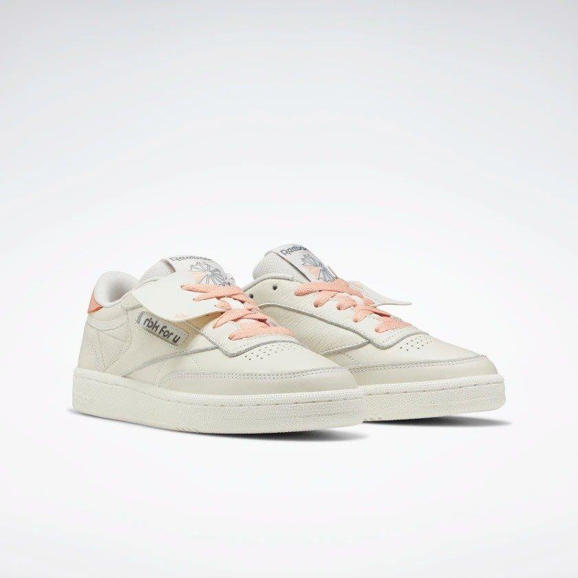 Reebok Club C 85 FW5651 FW4752 女鞋 情人節限定 兩色