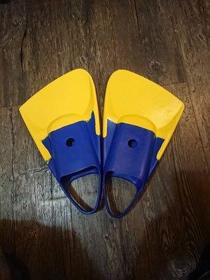 趴板蛙鞋DORSAL SWIM FINS`天然橡膠製`M號下標區
