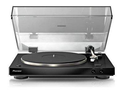 高傳真音響 Pioneer【PL-30-K】立體聲唱盤 全自動操作 提供高品質的音質 公司貨
