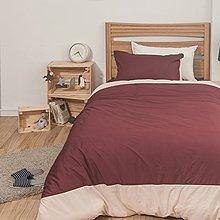 床包 / 雙人【簡單生活系列-深色可選】含兩件枕套  100%精梳棉  戀家小舖台灣製AAA201