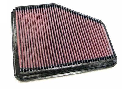 CS車宮車業 K&N 高流量 原廠交換型 空氣濾芯 LEXUS GS300 GS430 GS450h 33-2220