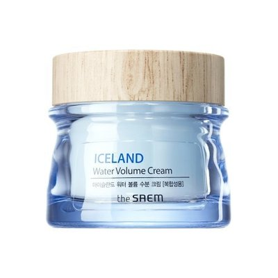 【韓Lin連線代購】韓國 THE SAEM  - 冰島礦物補水保濕霜(混合性肌) 80ml