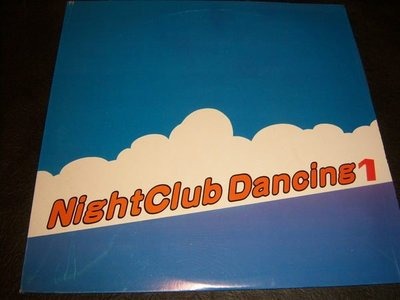 LP黑膠唱片--NIGHTCLUB DANCING 1/泰利發行
