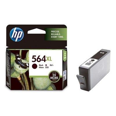 現貨含發票CN684WA HP 564XL 高容量黑色墨水匣D5460/C5380/C6380