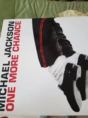 Michael Jackson 原版黑膠