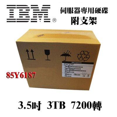全新盒裝IBM 85Y6187 3TB...