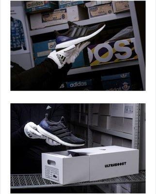 12全新 Adidas Ultra BOOST OG 1.0 馬牌底 G28319 黑紫 台灣公司貨