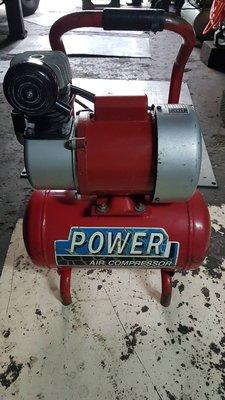 POWER 1/2HP 空壓機