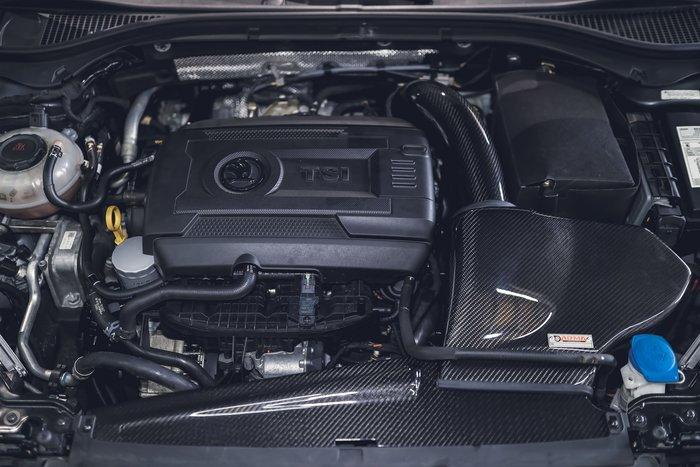 德朋國際/ ARMA 碳纖維進氣組 Skoda SuperB 實裝 各車系歡迎詢問