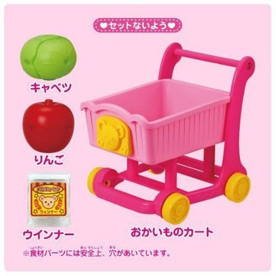小美樂娃娃配件-小美樂購物車