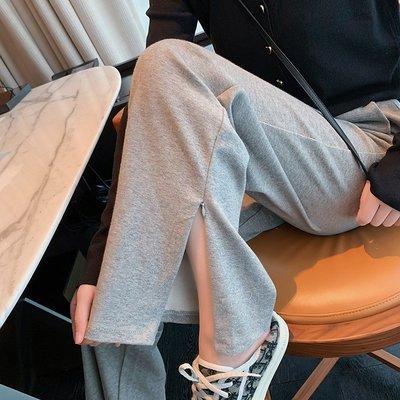 ❤Princess x Shop❤韓國同款顯瘦百搭高腰闊腿垂感老爹寬管褲TM15-79-11春季夏季女裝