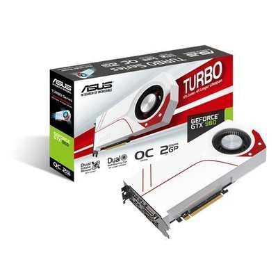 【歐多邁】 ASUS 華碩 TURBO-GTX960-OC-2GD5 GTX960 2GB DDR5 顯示卡