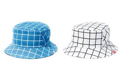 { POISON } DeMarcoLab 2-D DENIM S/P CRUSHER HAT 酵素石洗 筒型漁夫帽