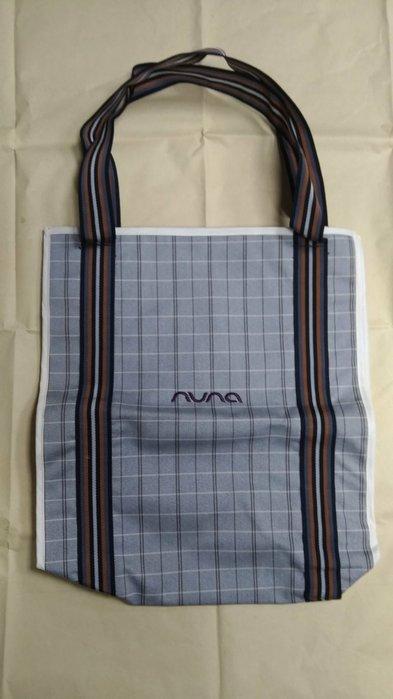 庫存商品出清 格紋手提袋 手提包內部有做防水
