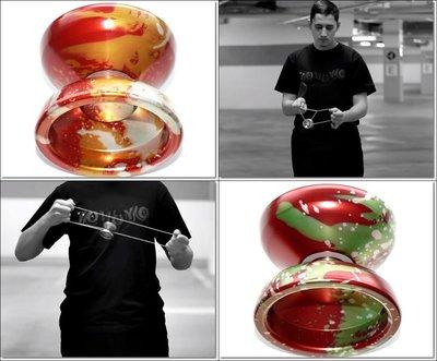 奇妙的溜溜球世界 AceYo Hypocrisy 虛偽 7075鋁合金 旗艦球款 極致品質 完美性能 專業選擇 五大贈品