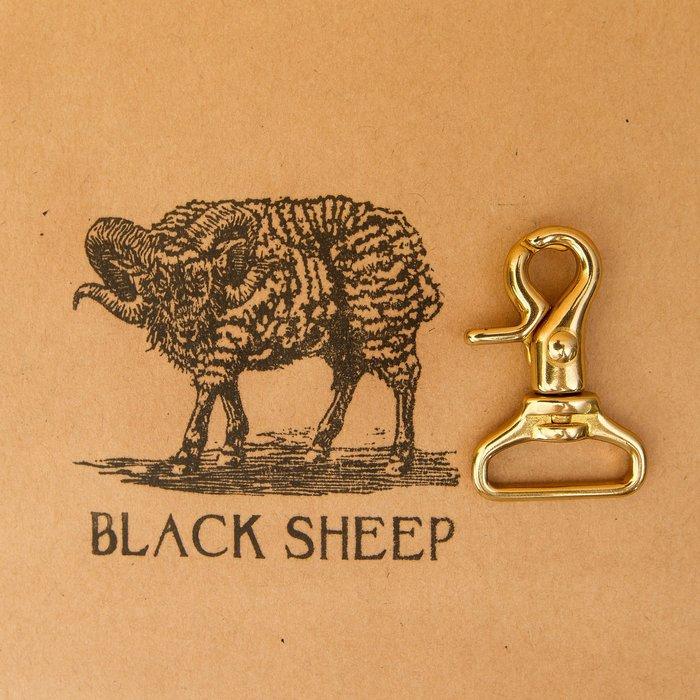 黑羊選物 黃銅鑰匙圈 鑰匙扣設計 不掉鑰匙 鑰匙圈 黃銅 小物 純銅製成