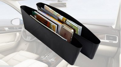 [上益車品]車用座椅縫隙收納盒 置物盒...