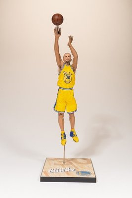 麥法蘭 Mcfarlane Stephen Curry Figure 變體限量版