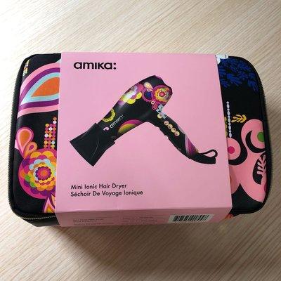 全新美國版 Amika Mini Ionic Hair Dryer Sechoir De Voyage Ionique 迷你風筒 旅行風筒