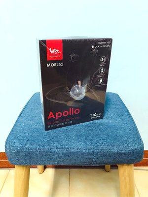 快速出貨 Apollo MOE252 藍芽v5.0 頸掛式藍芽耳機(黑色款) 台南市