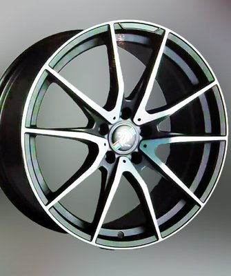 DJD19052830 富山 5X114.3 18吋鋁圈 歡迎洽詢 依當月報價為準