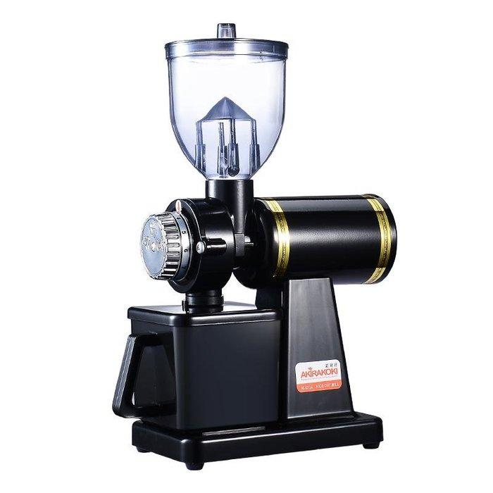 正晃行 AKIRA M-520A 半磅義式電動磨豆機 (黑色) 110V 研磨溫度低. 均勻 保留咖啡最佳風味