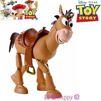 現貨☆ ╮美國Happy購╭☆Toy story 玩具總動員Bullseye 紅心馬 5.2 吋 盒裝 Mattel