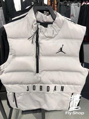 [飛董] Nike Jordan 23 Tech 運動休閒 羽絨背心 男裝 926478 072 白 010 黑