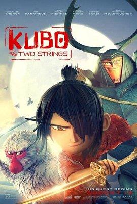 【藍光電影】魔弦傳說 久保與二弦琴/酷寶:魔弦傳說 Kubo and the Two Strings (2016) 101-017