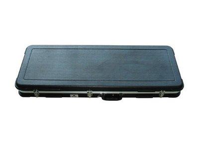 ☆ 唐尼樂器︵☆全新 Pouwin 電吉他硬盒 Case (Fender/ Ibanez/ ESP/ LTD 都能使用)