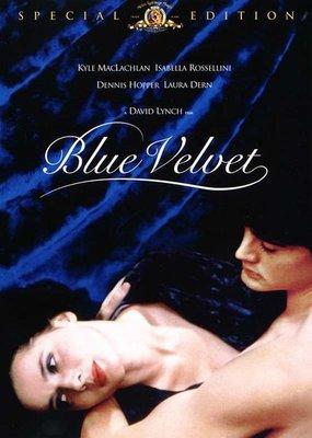 Blue Velvet 藍絲絨特別版 -- David Lynch 大衛林區 伊莎貝拉羅塞尼 丹尼斯哈潑 凱爾麥克拉克連