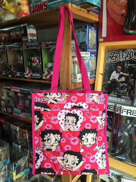 (I LOVE樂多) 日本進口 經典千變萬化性感貝蒂 BETTY 托特包 手提包 側背包